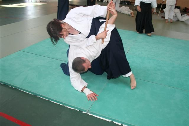 commission technique aikido